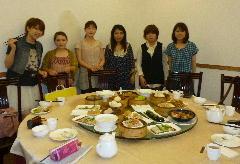 「食は広州にあり」(中国海外実習ゼミ)